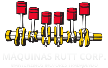 Rutt's Machine, Inc. logo