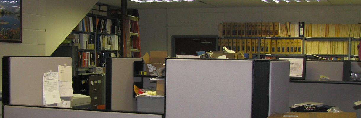 La oficina principal en Maquinas Rutt, Inc.
