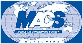 MACS Mobile Air Conditioning Society logo
